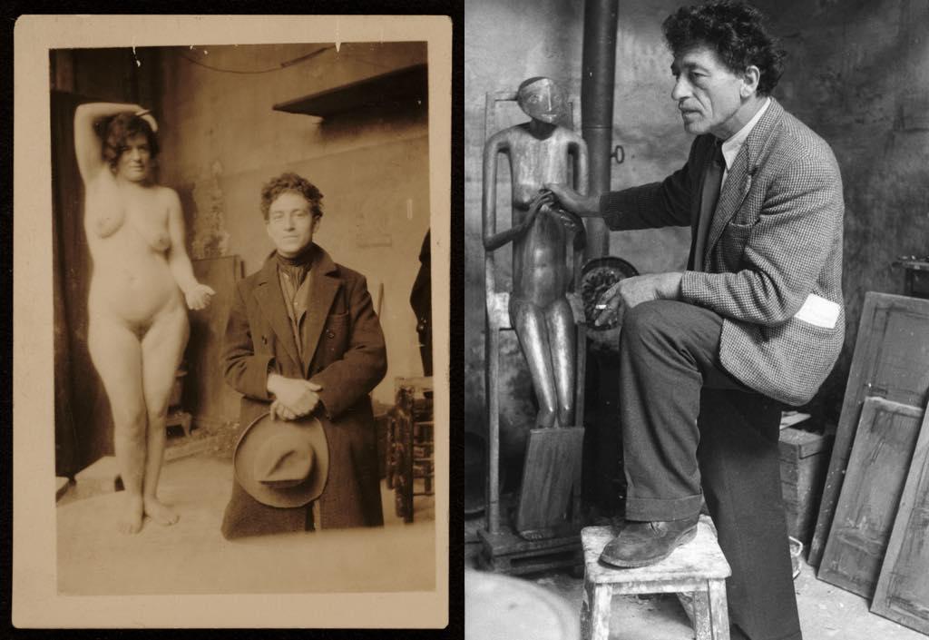 Alberto Giacometti: Narrating the Body