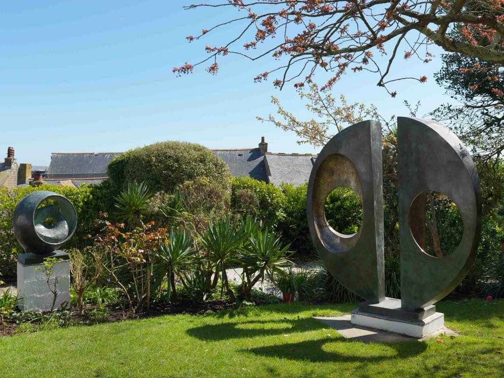 Barbara Hepworth Museum St Ives. © Bowness. Photo © Tate, Andrew Dunkley and Mark Heathcote 2019