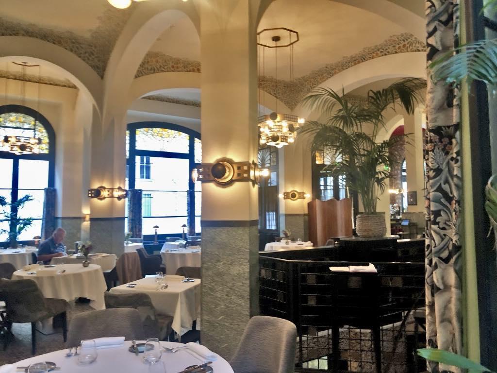 Les Climats Restaurant