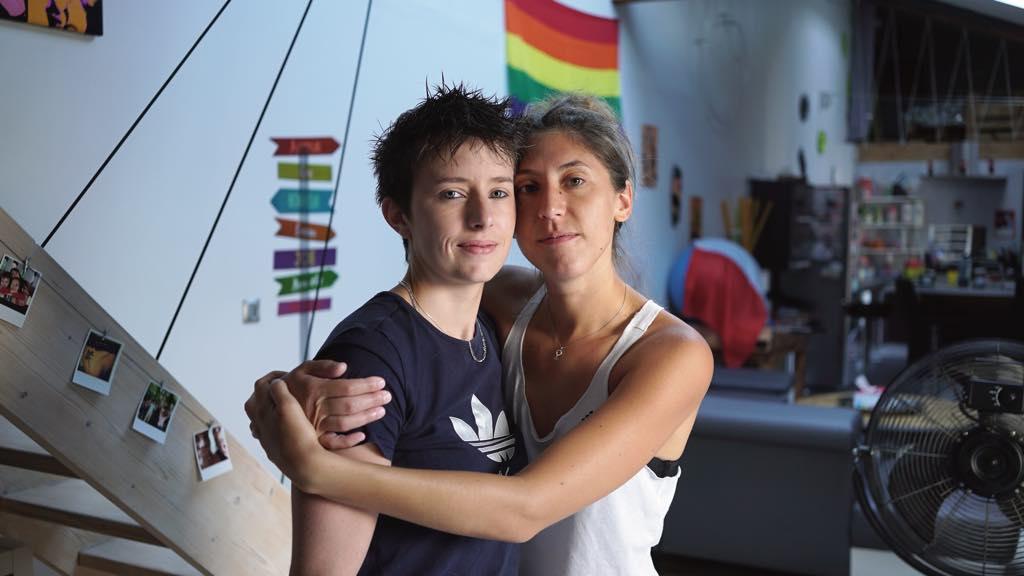 Charlotte Menet and Delphine Bonnymet