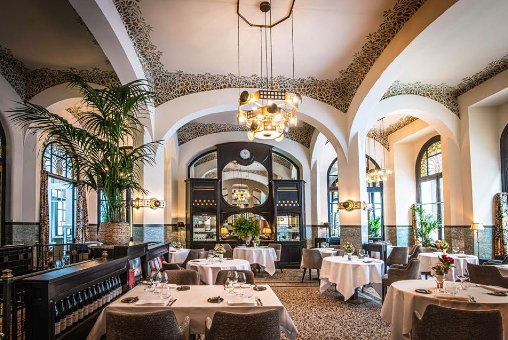 The Paris Update Restaurant Awards 2020