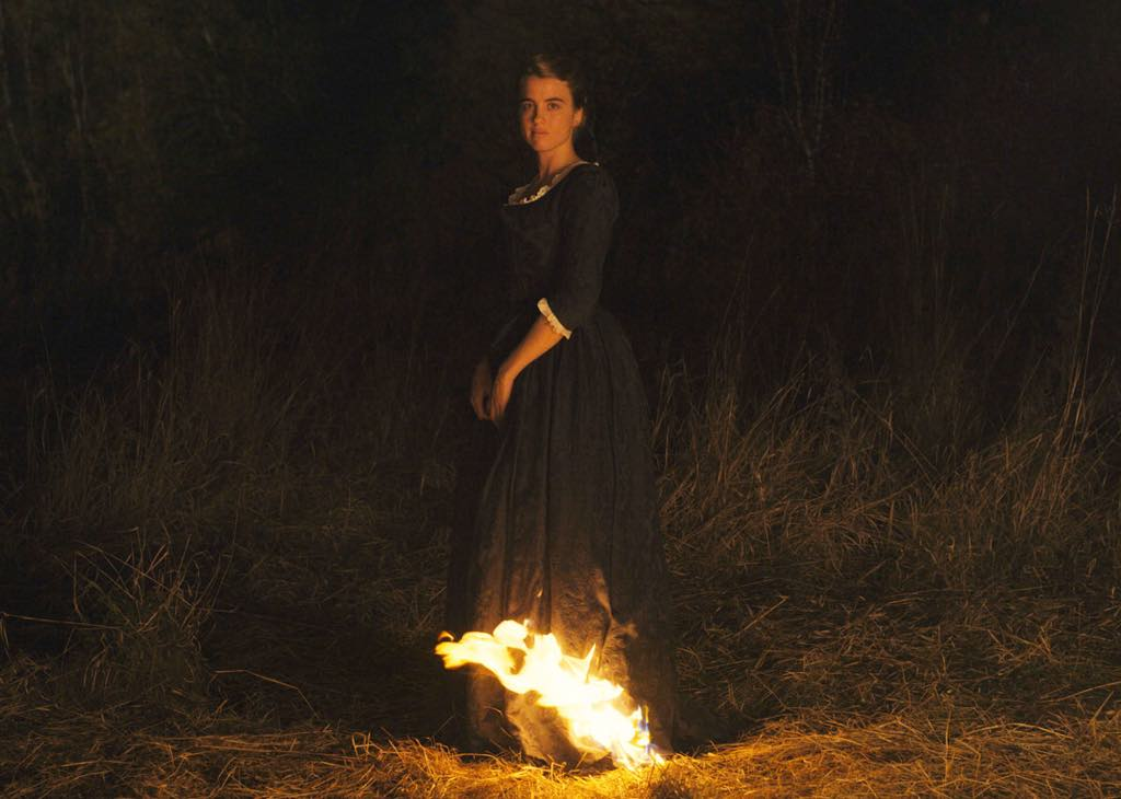 Adèle Haenel in Portrait of a Lady on Fire, directed by Céline Sciamma.