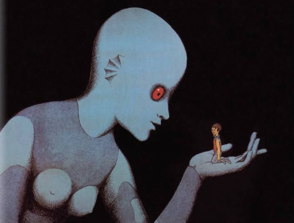 Science Fiction: Fantastic Planet