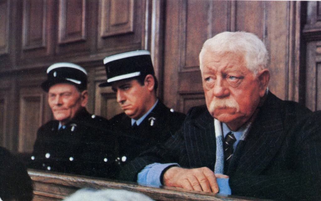 Jean Gabin in Claude Bernard-Aubert's L'Affaire Dominici (1972)