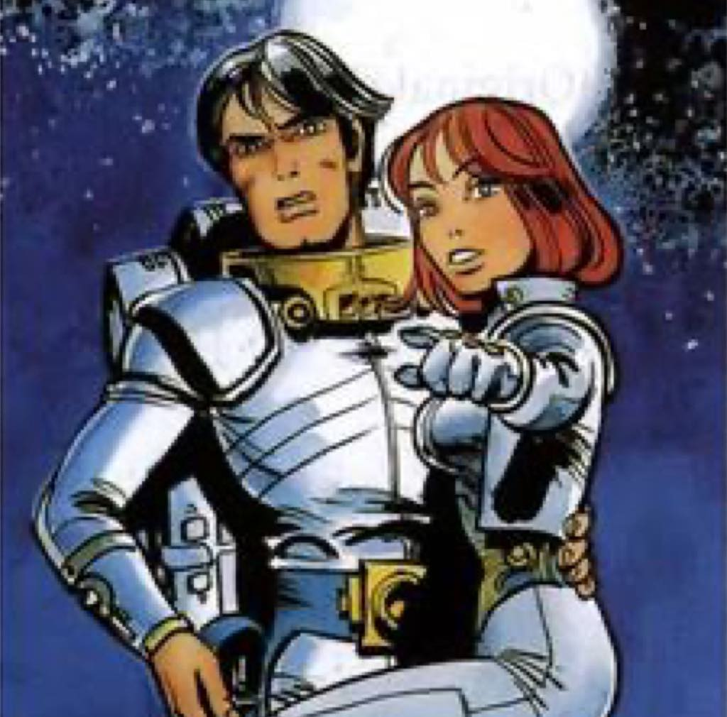 Intellectually, Laureline runs rings around her partner Valérian.