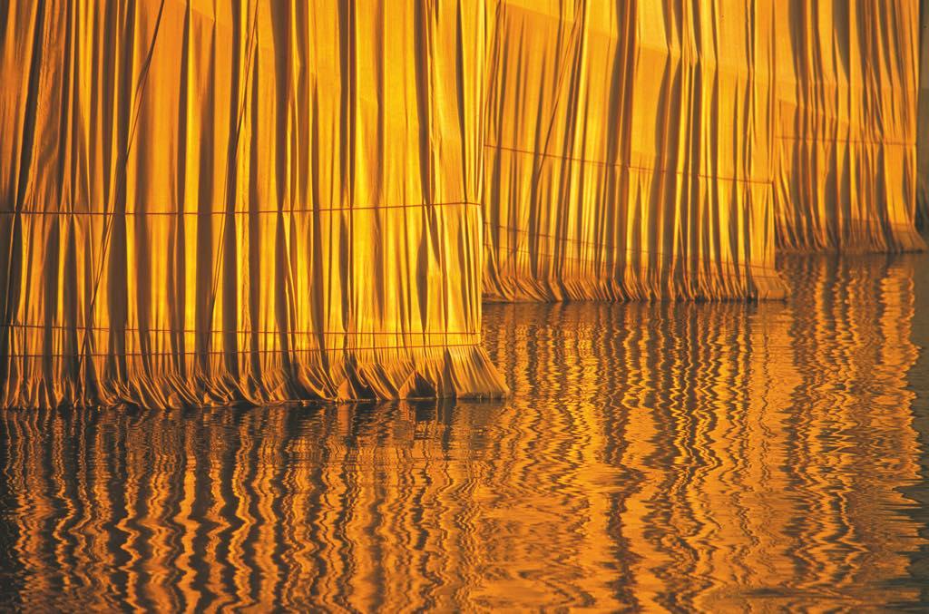 Christo et Jeanne-Claude: Paris!