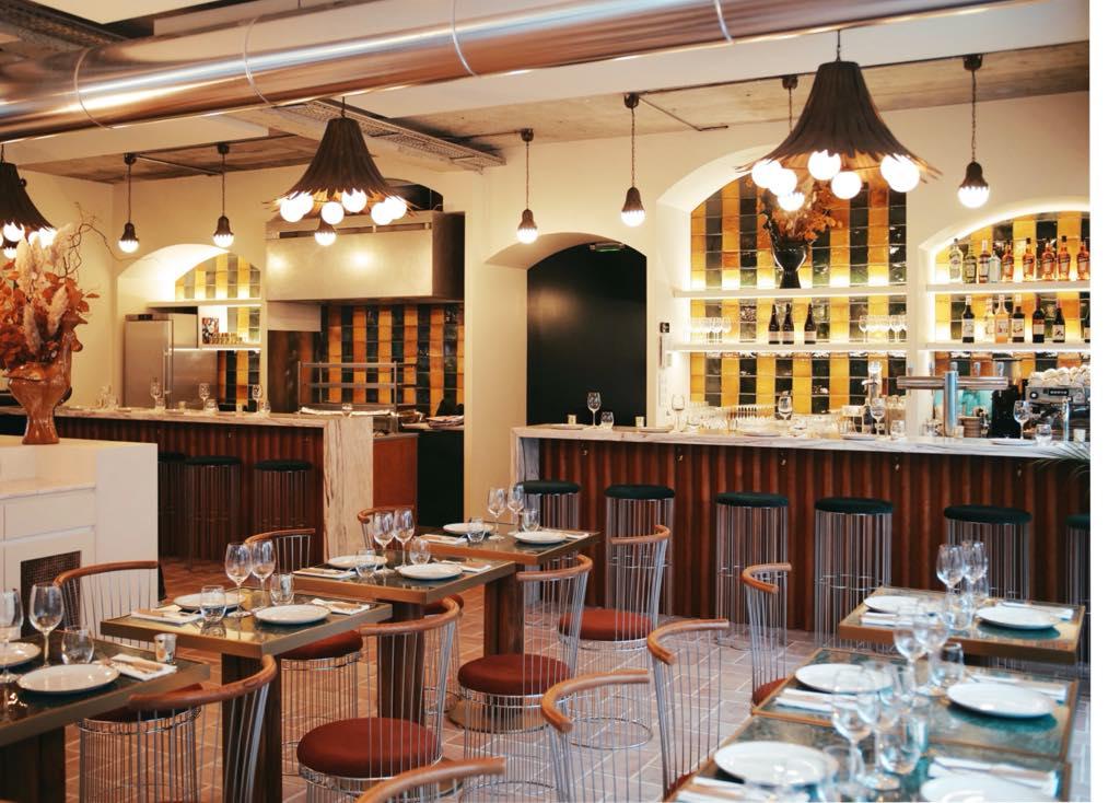 Laïa Restaurant