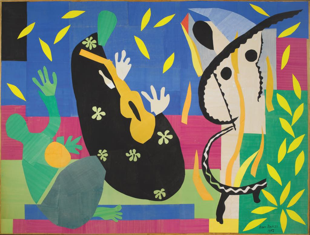 Matisse: Like a Novel