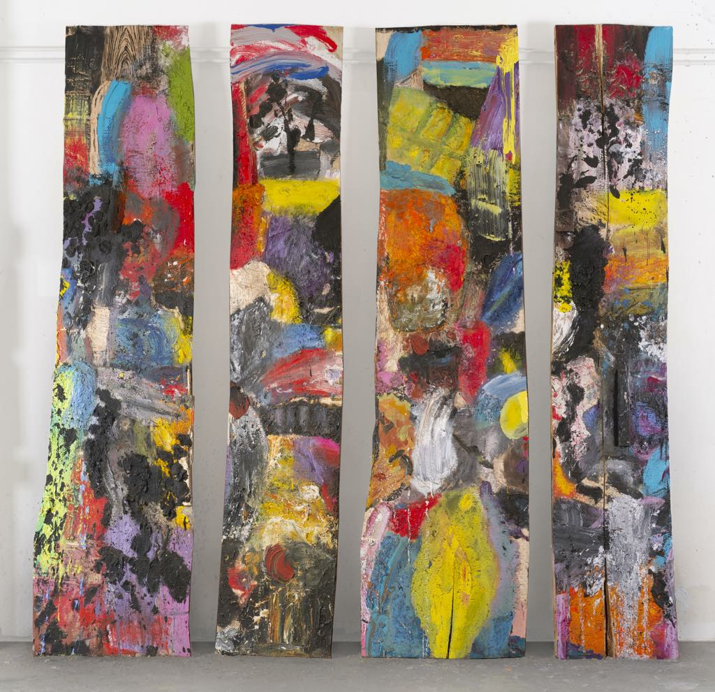 Jim Dine: A Day Longer