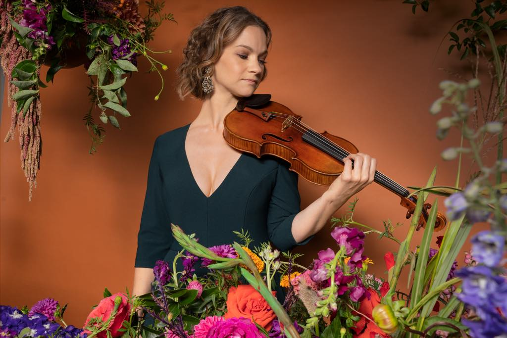 Hilary Hahn: Paris