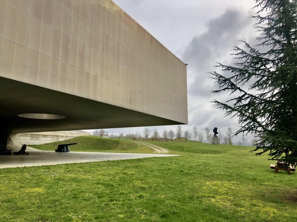 The Musée de la Grande Guerre in Meaux. © Paris Update