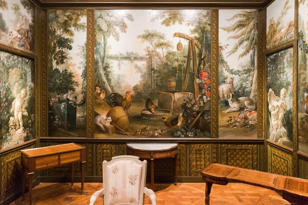 The restored Salon Demarteau. © Jean-Baptiste Gurliat/Ville de Paris