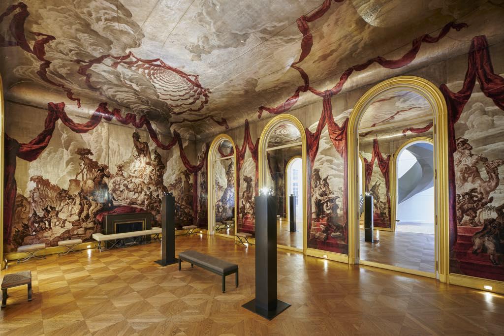 Salle de Bal Wendel. © Pierre Antoine