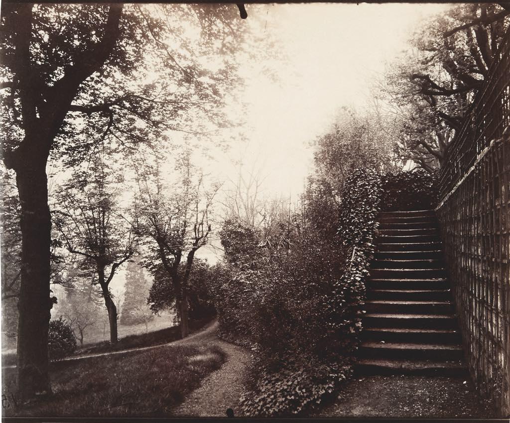 """""""Parc Delessert, XVIe"""" (1914). © Paris Musées/Musée Carnavalet–Histoire de Paris"""