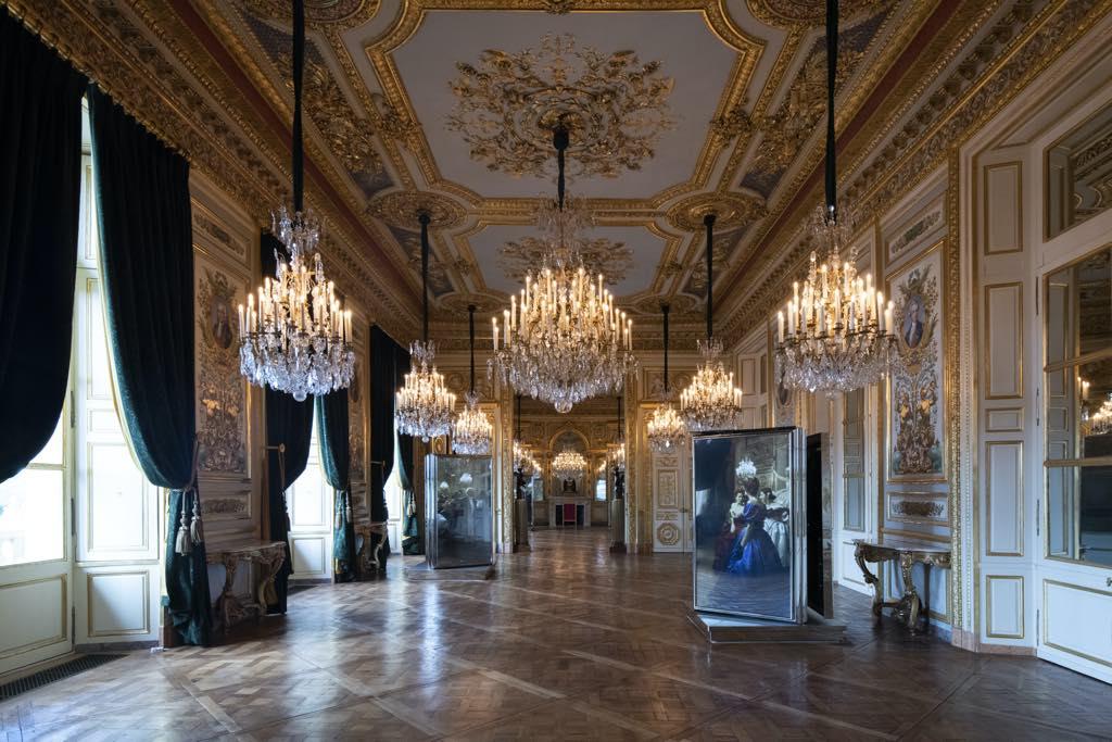 The Salon d'Honneur. © Didier Plowy/Centre des Monuments Nationaux