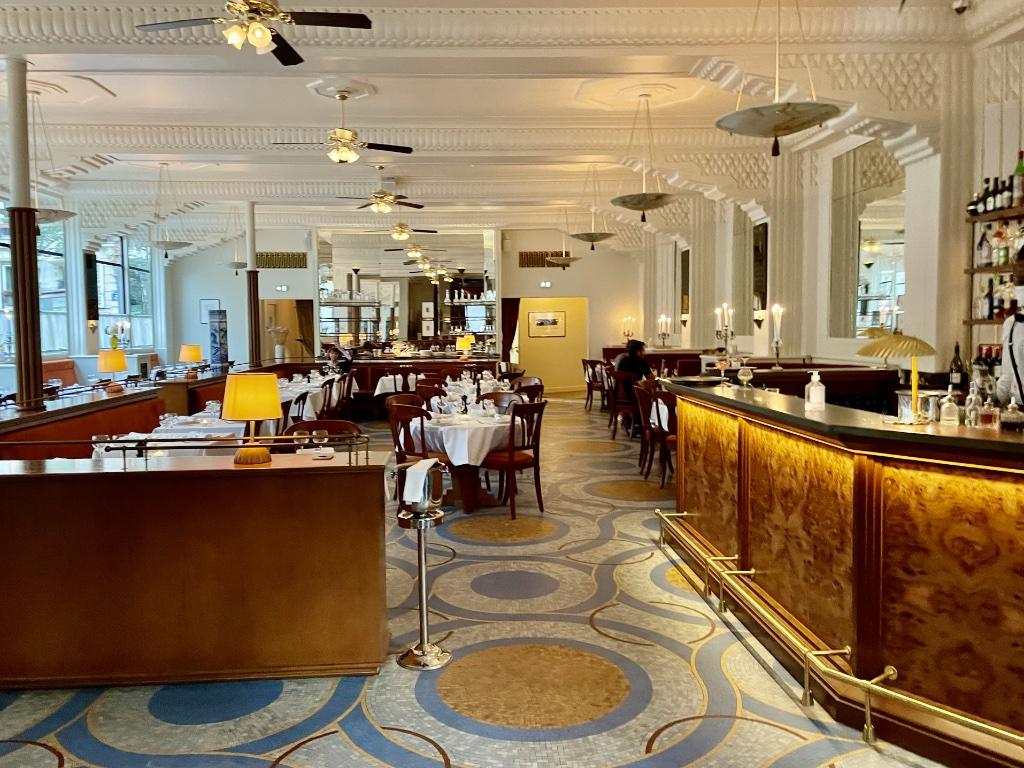 Hôtel Rochechouart Restaurant
