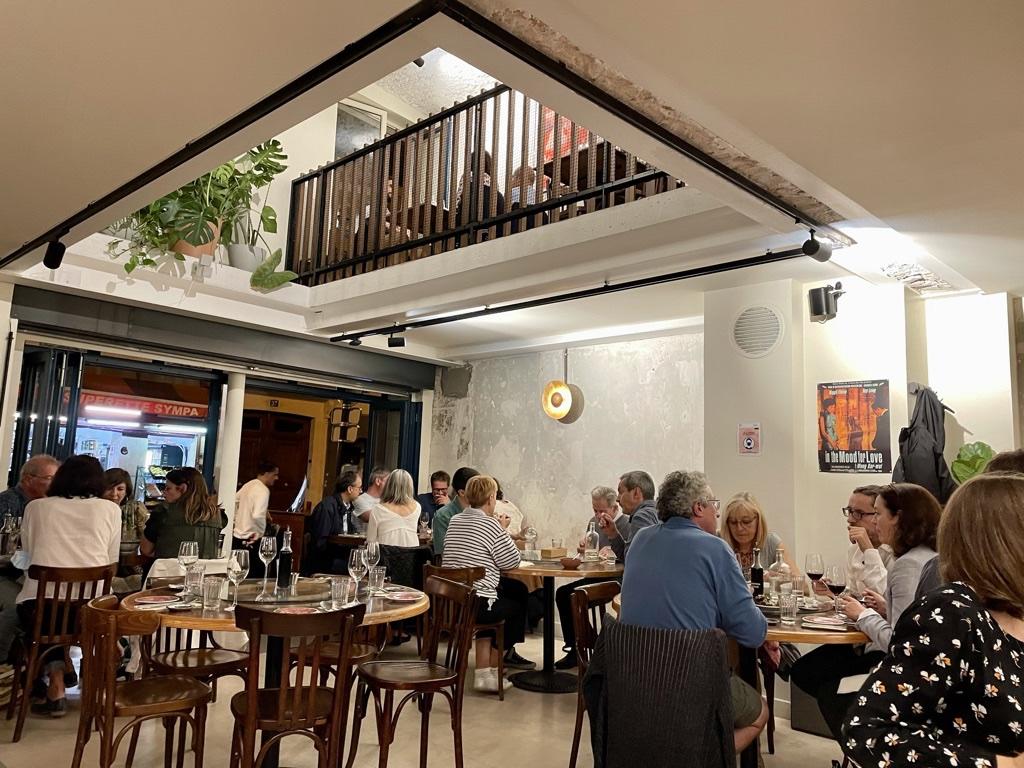 Brigade du Tigre Restaurant